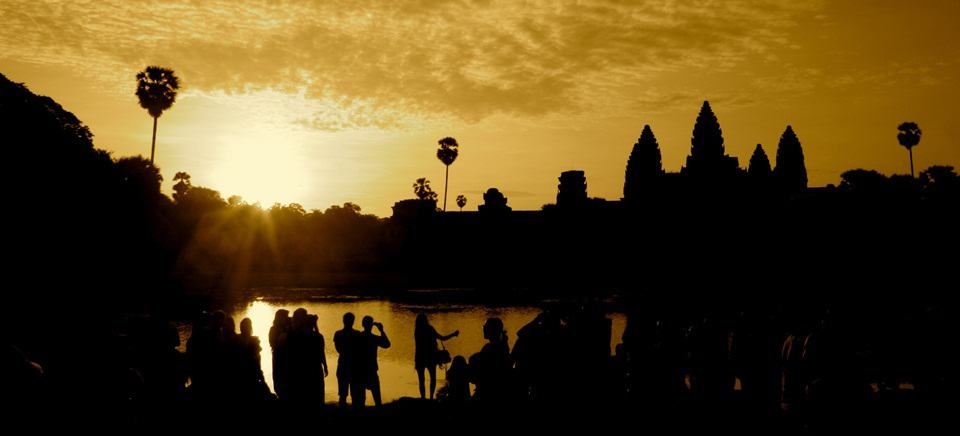The Angkor Temples Tops Lonely Planet's Ultimate Travel Destination List