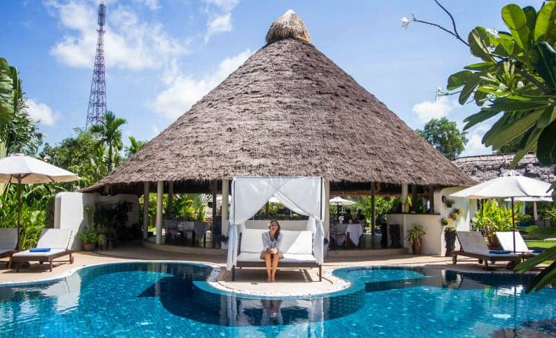 Cambodia Wellness Retreats in an Affordable Luxury Setting of Navutu Dreams Siem Reap Resort & Wellness Retreat