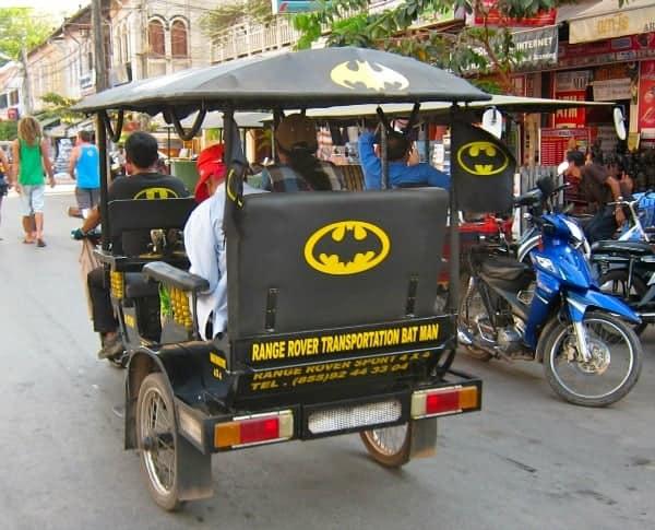 Navutu-Dreams-batman-tuktuk