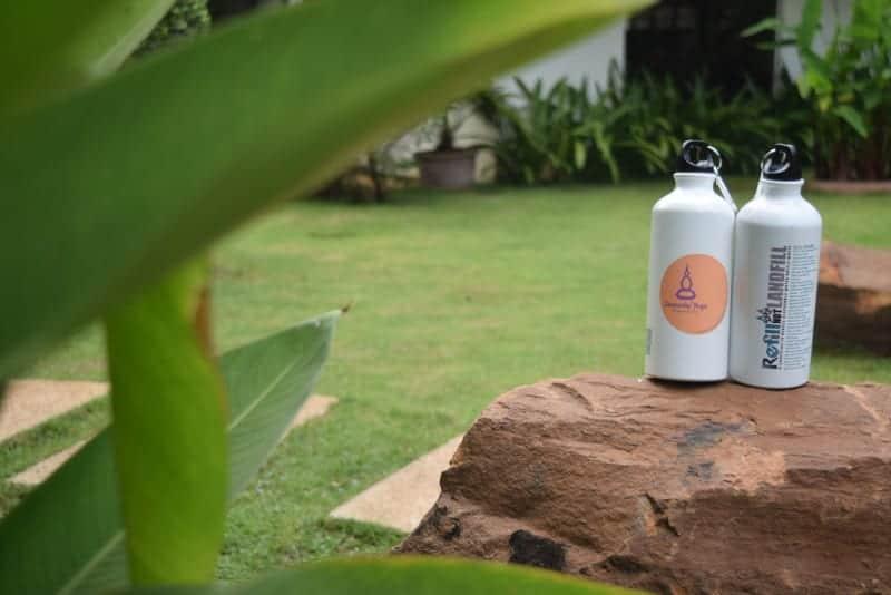 Refill Not Landfill - Samadhi Yogashala & Wellness Center