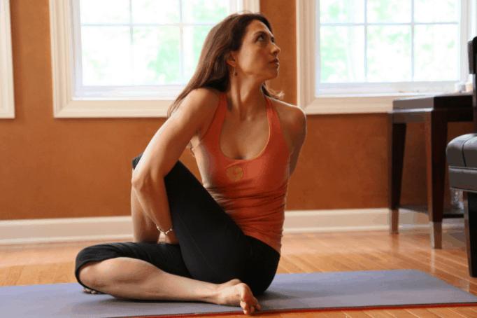 Yoga Twist Navutu Dreams