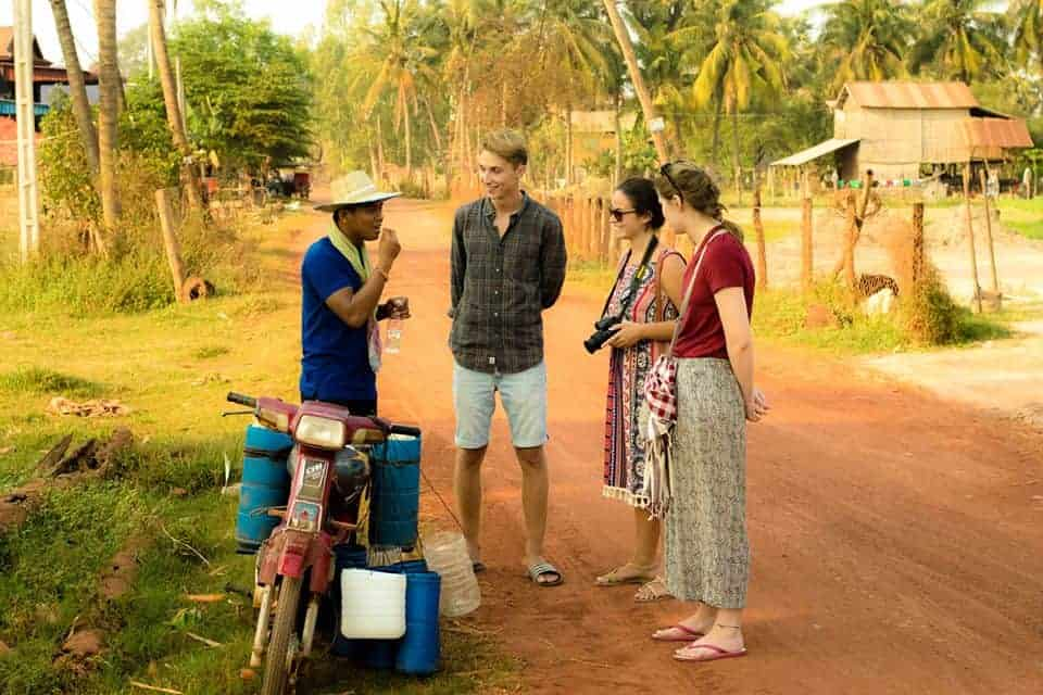 Navutu Guests Share their Amazing Experience in the Cambodian Countryside