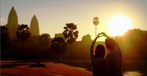 Siem Reap Honeymoon Retreat - Couple's Yoga Retreat