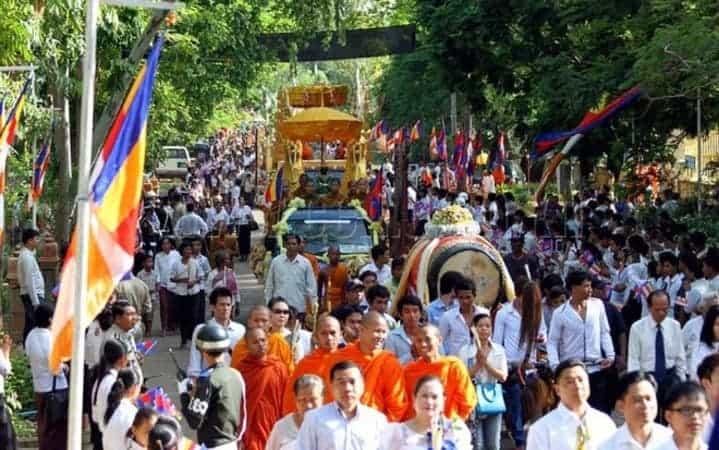 Cambodia Holiday Visak Bochea