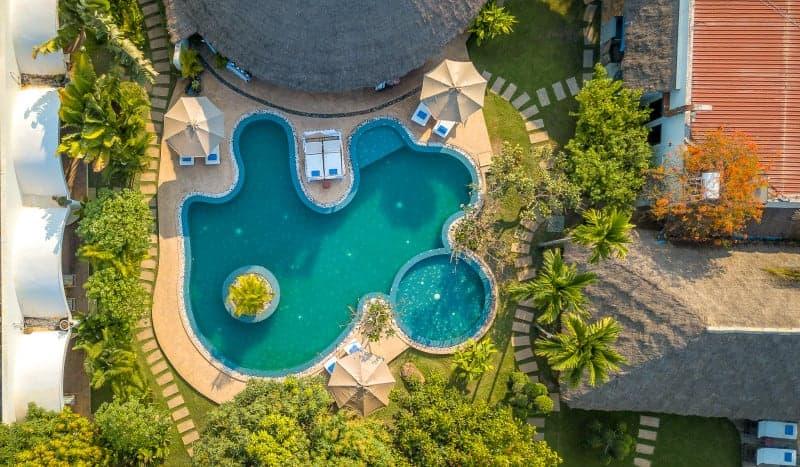 A Rejuvenating Siem Reap Yoga Retreat @ Navutu Dreams Resort & Wellness Retreat