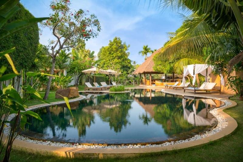 Siem Reap Yoga Retreats @ Navutu Dreams Resort & Wellness Retreat