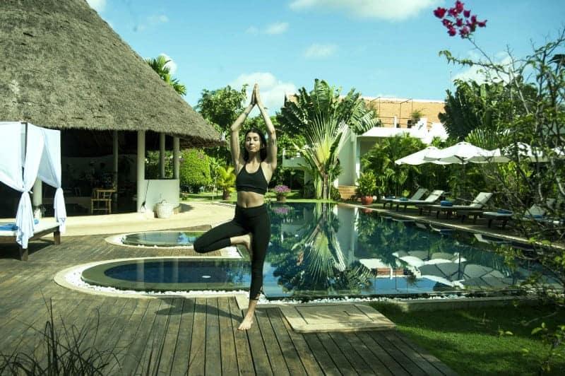 Yoga has healing powers