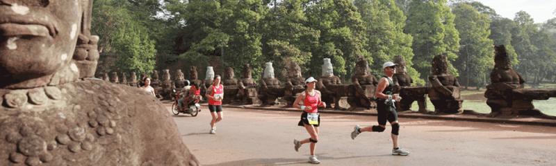 Angkor Marathon Siem Reap
