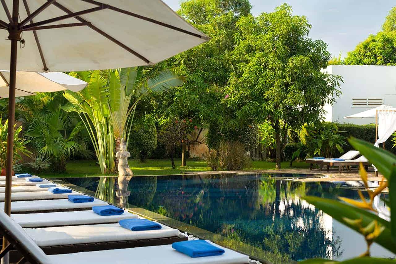 Navutu Swimming Pool - Lap Pool