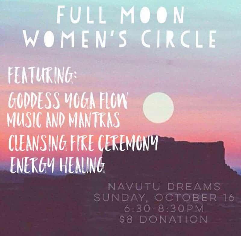 Full Moon Ceremony at Navutu Dreams