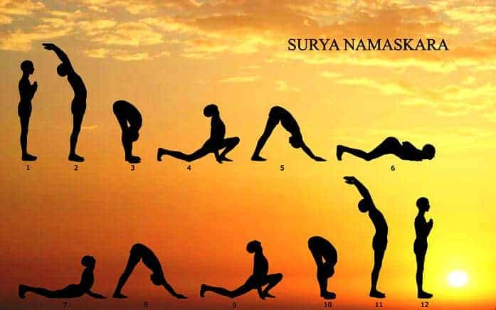 yoga in Siem Reap at Navutu Dreams Resort