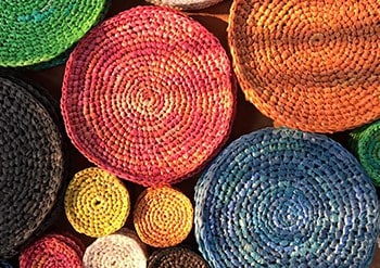 Recycled Plastic Tablemats