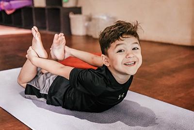 yoga-kid