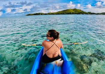 Navutu Stars Kayaking
