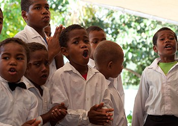 Yasawa Children's Choir