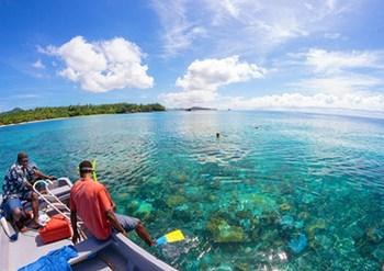 Yasawa Islands Snorkelling