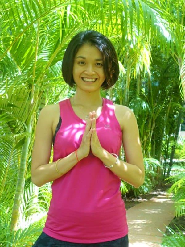 Navutu Dreams Yoga Instructor